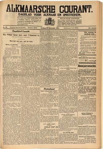 Alkmaarsche Courant 1934-12-28