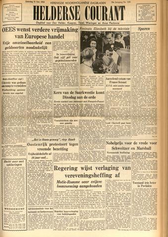 Heldersche Courant 1953-10-31