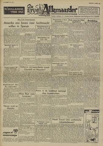 De Vrije Alkmaarder 1950-04-03