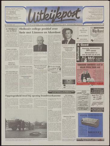 Uitkijkpost : nieuwsblad voor Heiloo e.o. 1997-12-03