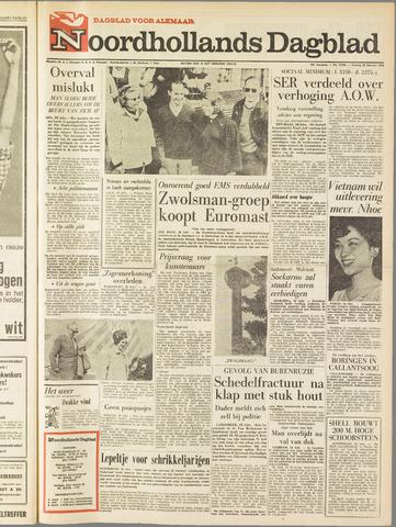 Noordhollands Dagblad : dagblad voor Alkmaar en omgeving 1964-02-28