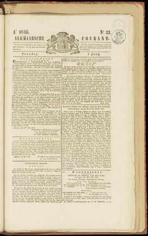 Alkmaarsche Courant 1846-06-01