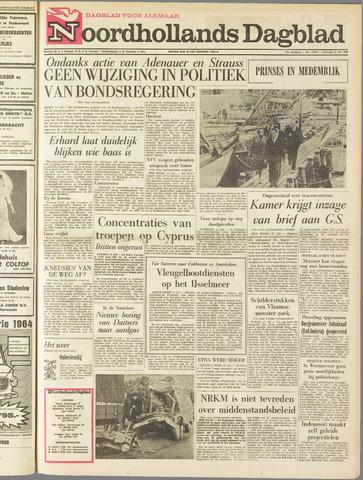 Noordhollands Dagblad : dagblad voor Alkmaar en omgeving 1964-07-11