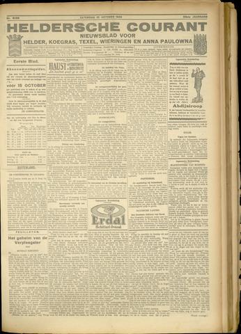 Heldersche Courant 1925-10-10