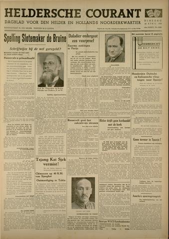 Heldersche Courant 1938-04-12