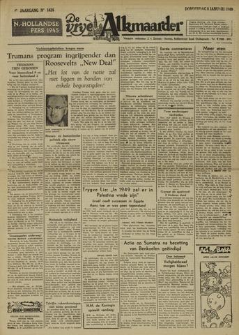 De Vrije Alkmaarder 1949-01-06