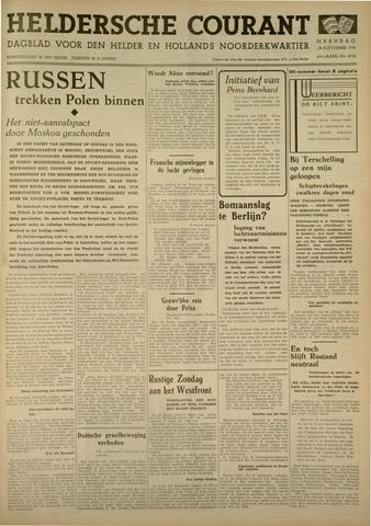 Heldersche Courant 1939-09-18