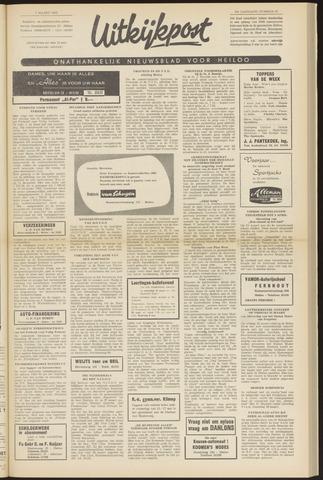 Uitkijkpost : nieuwsblad voor Heiloo e.o. 1963-03-07
