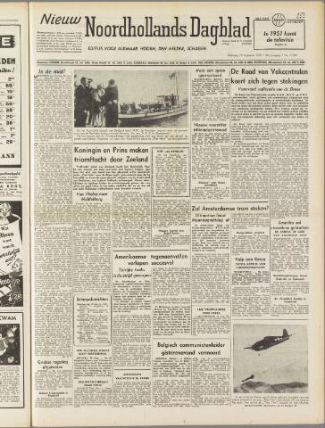 Nieuw Noordhollandsch Dagblad : voor Alkmaar en omgeving 1950-08-19