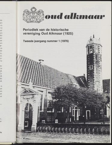 Oud Alkmaar 1976-04-01