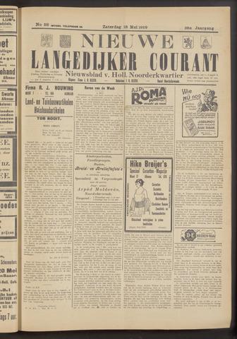 Nieuwe Langedijker Courant 1929-05-18