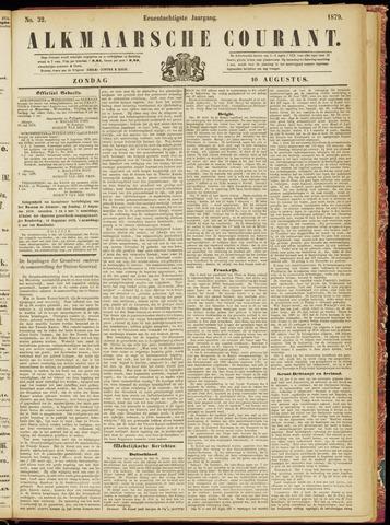 Alkmaarsche Courant 1879-08-10