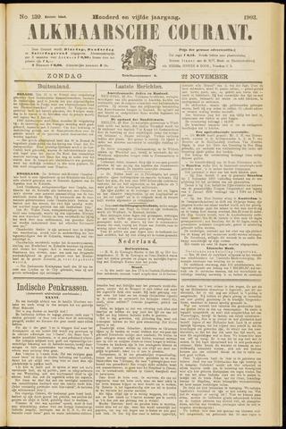 Alkmaarsche Courant 1903-11-22
