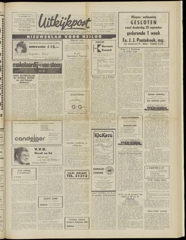 Uitkijkpost : nieuwsblad voor Heiloo e.o. 1973-09-19
