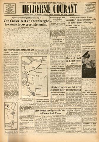 Heldersche Courant 1954-05-13