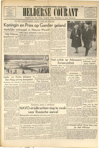 Heldersche Courant 1952-04-02
