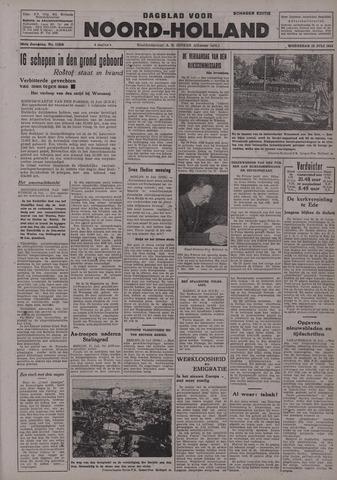 Dagblad Noord-Holland, Schager editie 1942-07-22