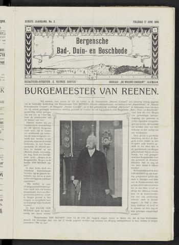 Bergensche bad-, duin- en boschbode 1910-06-17