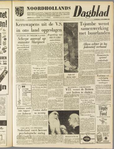 Noordhollands Dagblad : dagblad voor Alkmaar en omgeving 1960-12-01