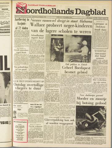 Noordhollands Dagblad : dagblad voor Alkmaar en omgeving 1963-09-03