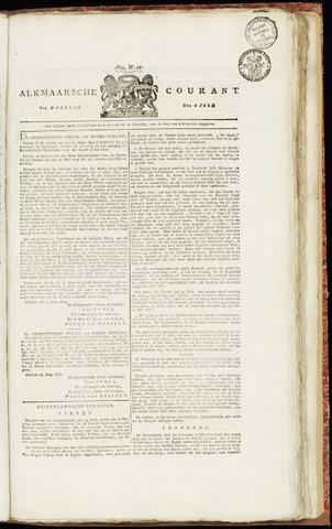 Alkmaarsche Courant 1829-07-06
