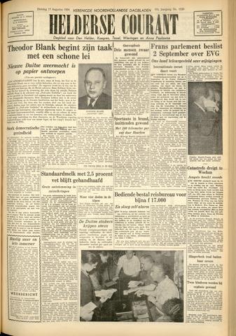 Heldersche Courant 1954-08-17
