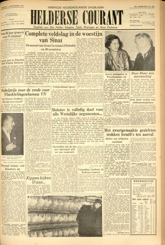 Heldersche Courant 1955-11-04