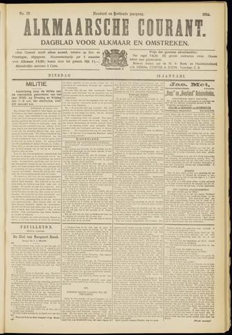 Alkmaarsche Courant 1914-01-13