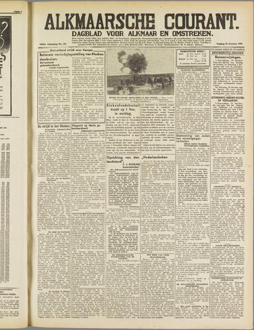 Alkmaarsche Courant 1941-10-24