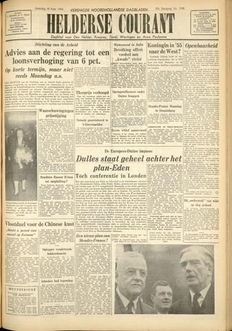 Heldersche Courant 1954-09-18