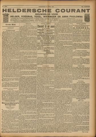 Heldersche Courant 1921-04-21