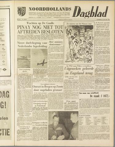 Noordhollands Dagblad : dagblad voor Alkmaar en omgeving 1960-01-09