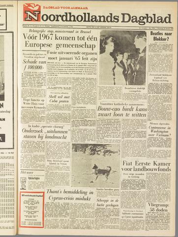 Noordhollands Dagblad : dagblad voor Alkmaar en omgeving 1964-02-26