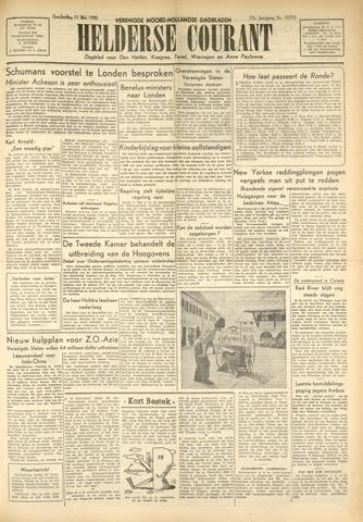 Heldersche Courant 1950-05-11