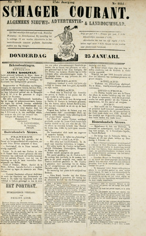 Schager Courant 1883-01-25