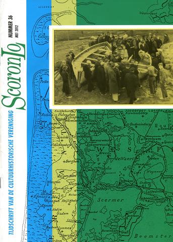 Tijdschrift van cultuurhistorische vereniging Scoronlo 2012-05-01