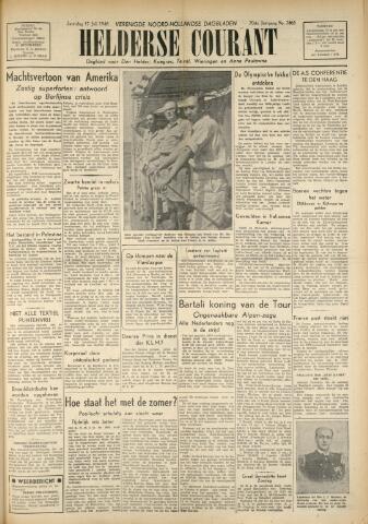Heldersche Courant 1948-07-17