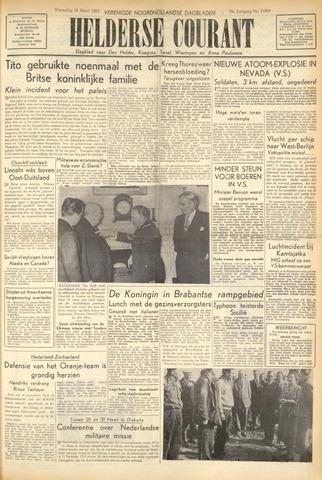 Heldersche Courant 1953-03-18