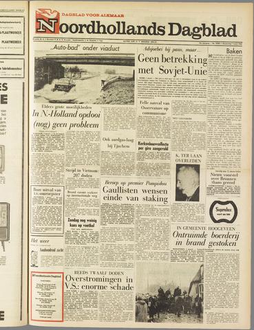 Noordhollands Dagblad : dagblad voor Alkmaar en omgeving 1963-03-07