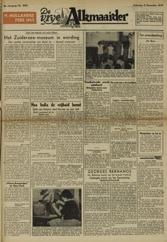 De Vrije Alkmaarder 1947-11-08