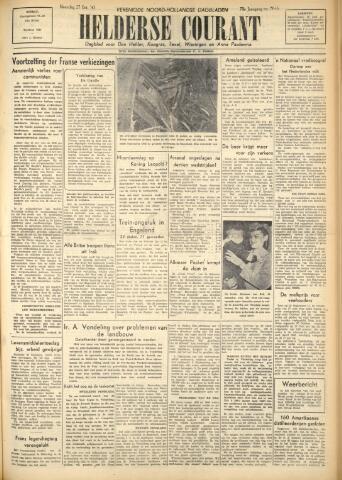 Heldersche Courant 1947-10-27