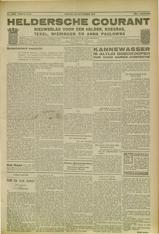 Heldersche Courant 1930-09-30