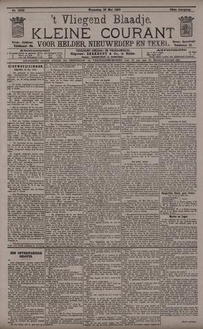 Vliegend blaadje : nieuws- en advertentiebode voor Den Helder 1895-05-29