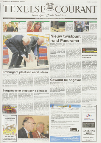 Texelsche Courant 2009-05-15