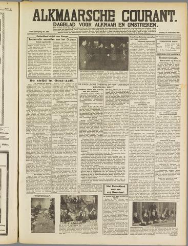 Alkmaarsche Courant 1941-12-19