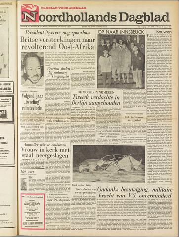Noordhollands Dagblad : dagblad voor Alkmaar en omgeving 1964-01-21
