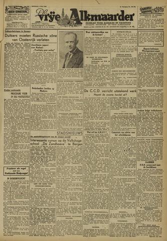 De Vrije Alkmaarder 1946-07-09