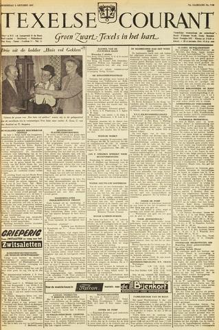 Texelsche Courant 1957-10-02