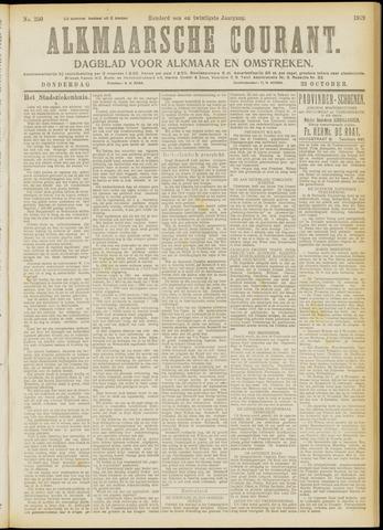 Alkmaarsche Courant 1919-10-23