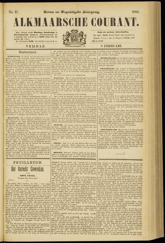 Alkmaarsche Courant 1895-02-08